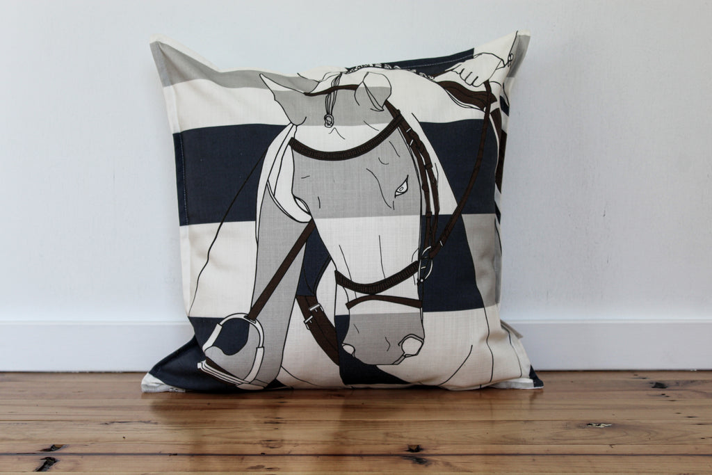 Dressage Cushion - Navy