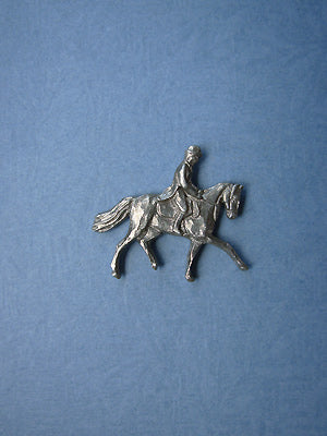Dressage Lapel Pin