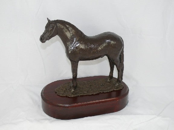 Mary Pinsent - Welsh Stallion Statue