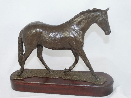Mary Pinsent - Zephyr Horse Statue