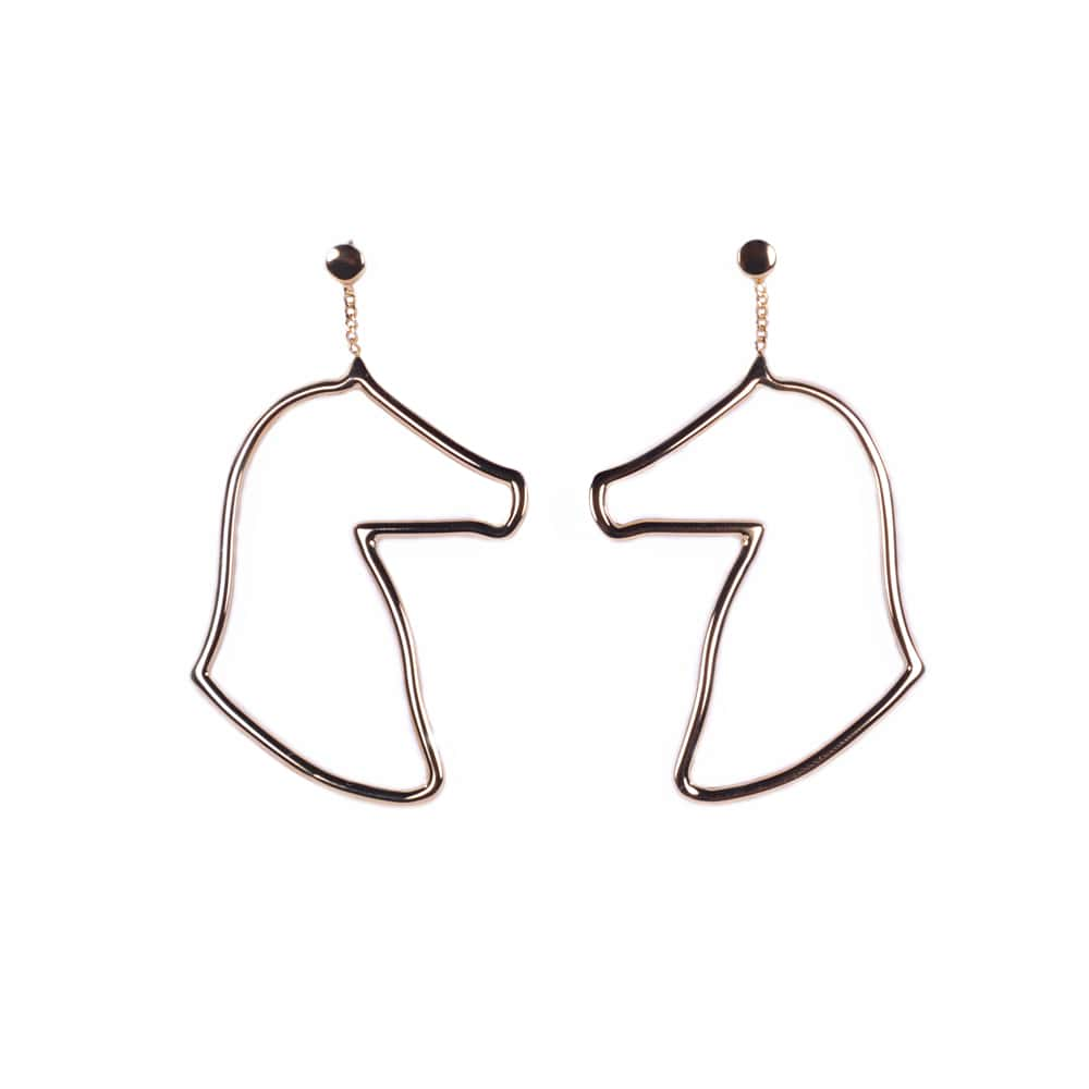 Profile Earrings