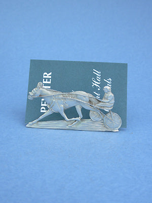 Standardbred  Business Card Holder