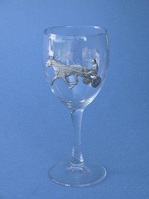 Standard Bred Wine Glass