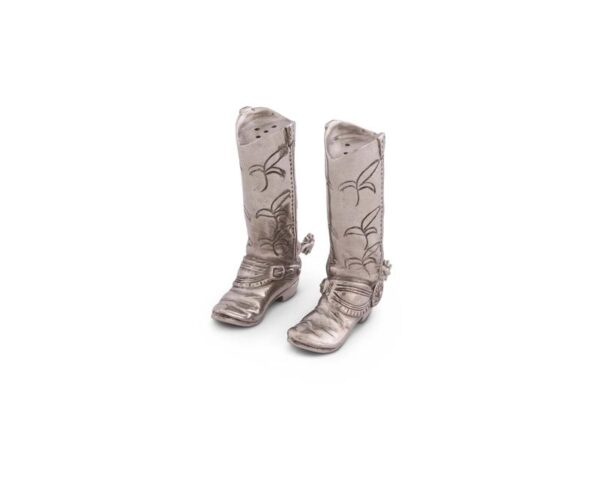 Cowboy Boot S&P Set