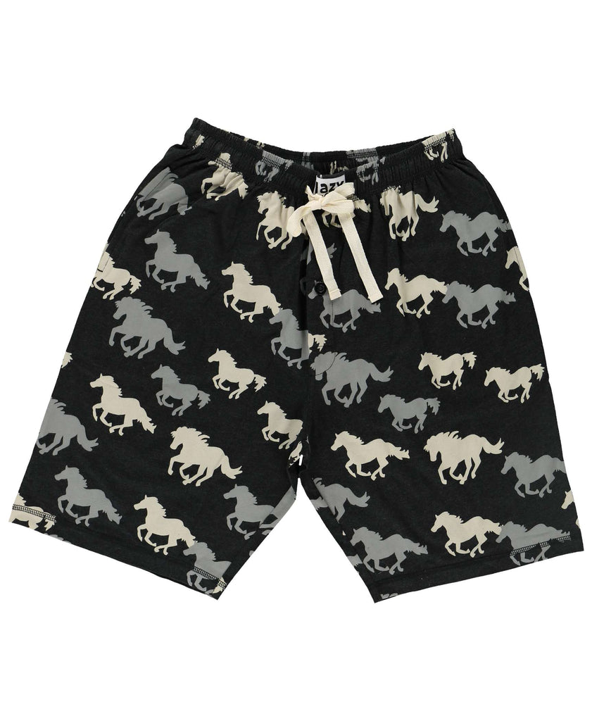 Men's Mane Attraction PJ Shorts