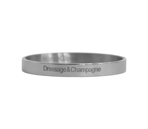 Dressage & Champagne Bangle