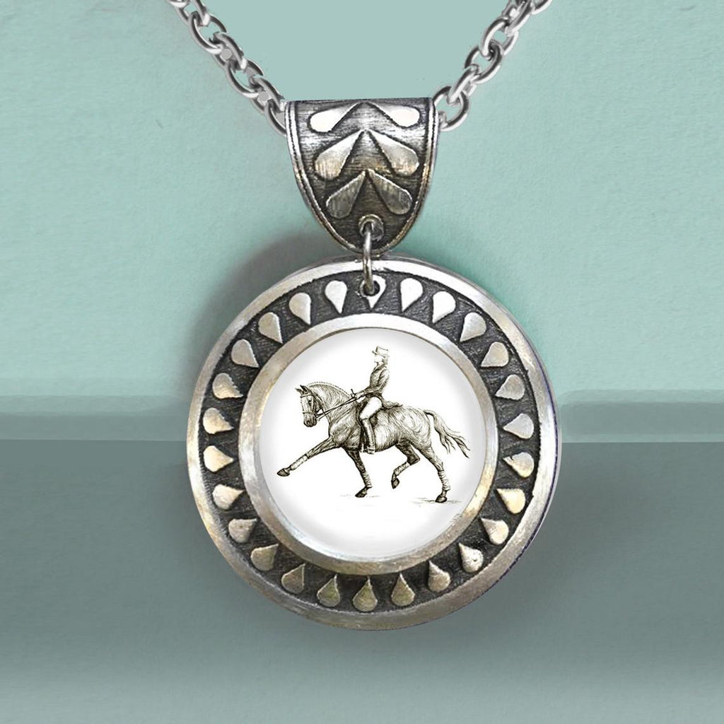 Dressage Movements Pendant