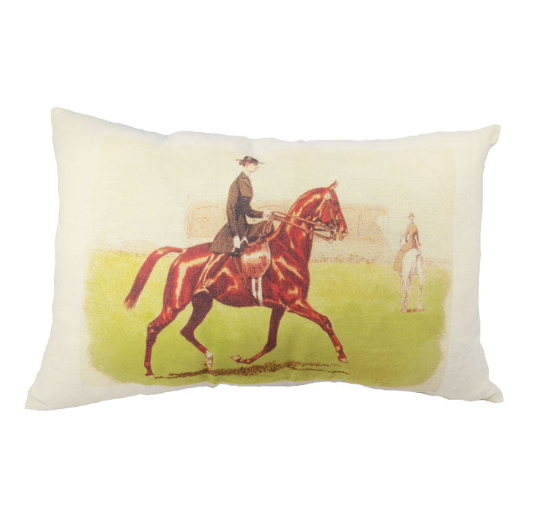 Sidesaddle Rider Cushion