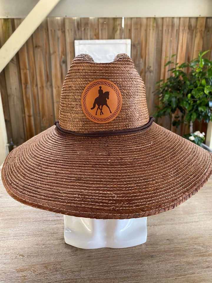 Crushable Sun Hats - Dressage