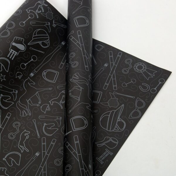 Equestrian Wrapping Paper
