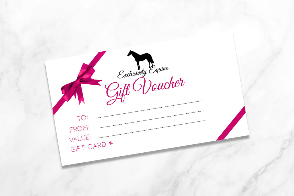 Gift Card / Gift Voucher / Gift Certificate