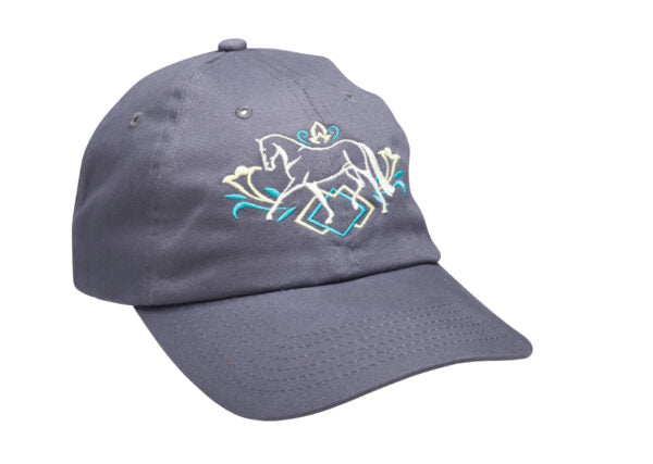 Dressage Cap Coloured Pattern