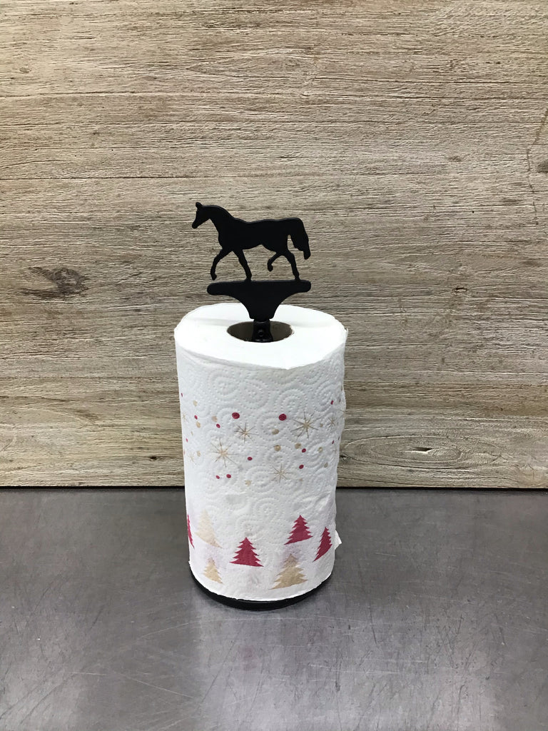 Arab Horse Paper Towel Roll Holder