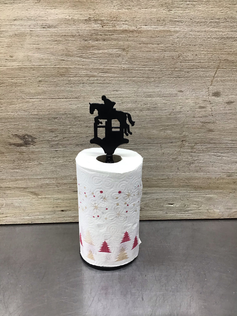 Albert Showjumping Paper Towel Roll Holder