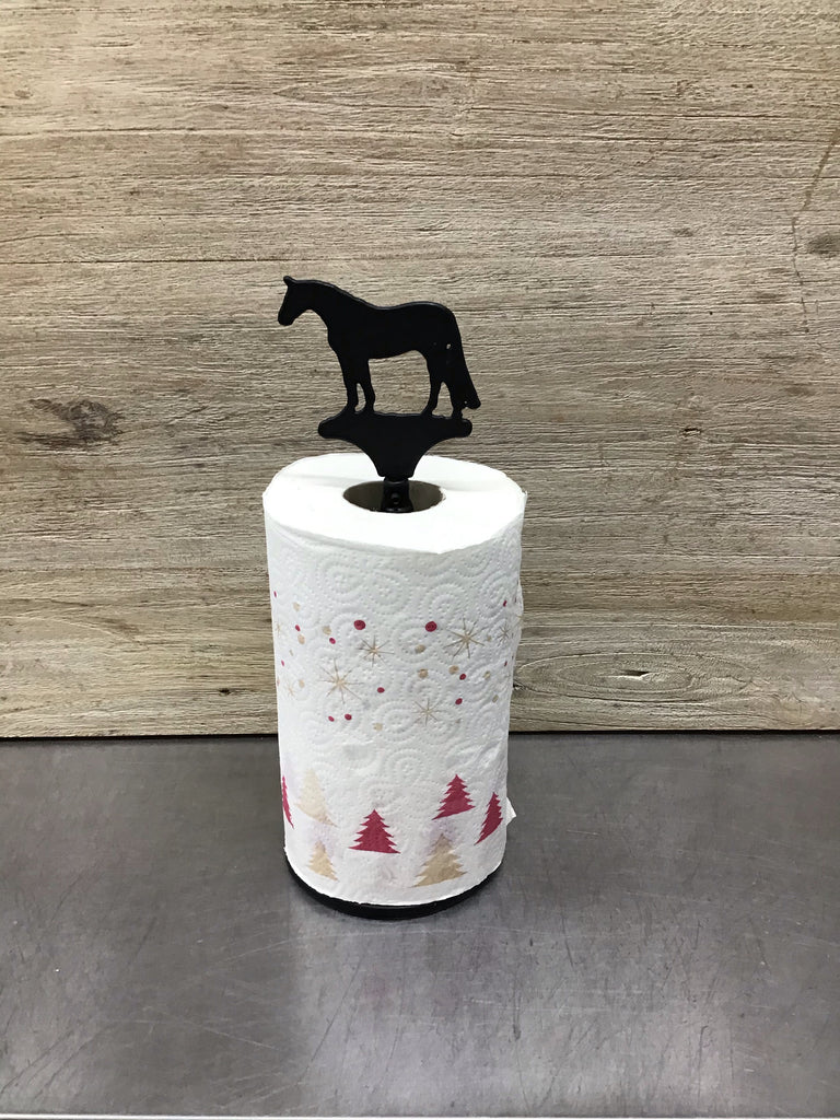 Elite Horse Paper Towel Roll Holder