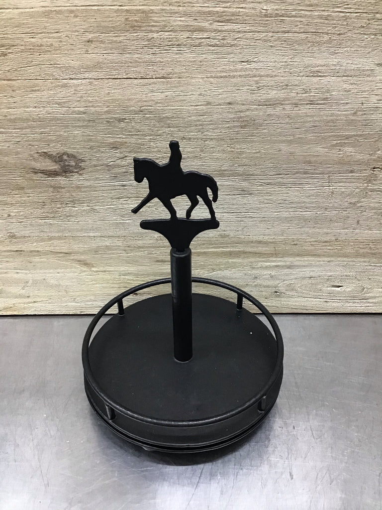 Dressage Horse Spice Carousel