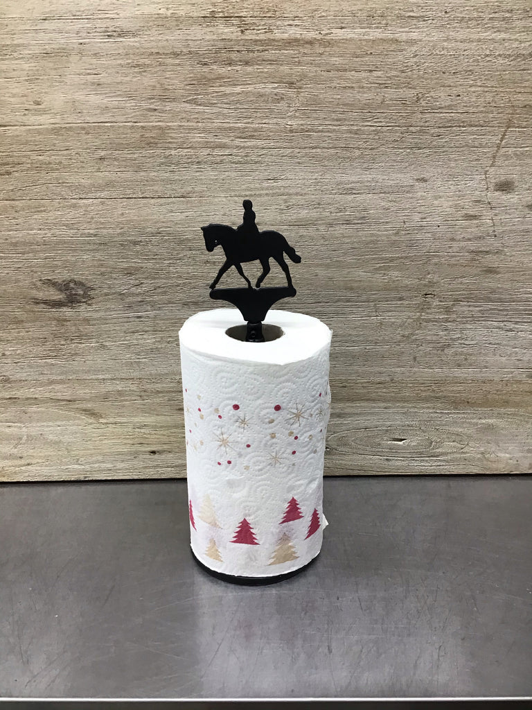 Show Horse Paper Towel Roll Holder