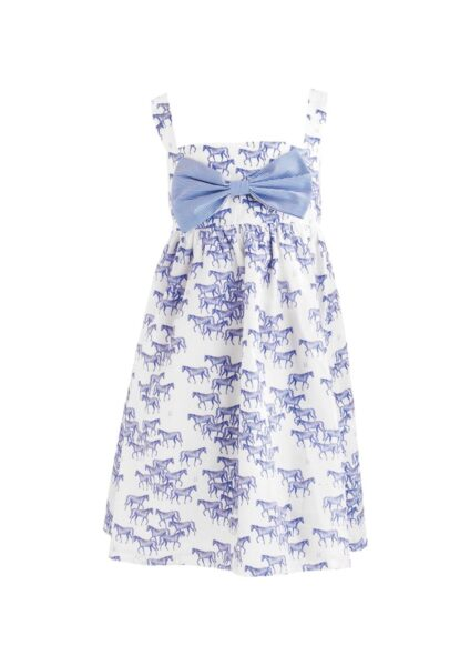 Miranda Bow Dress