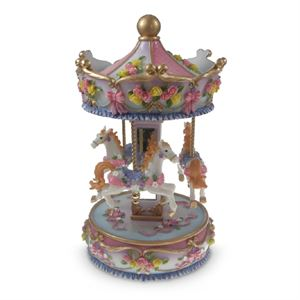 Three Horse Carousel