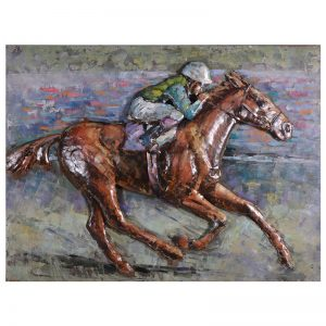 Racehorse Wall Art