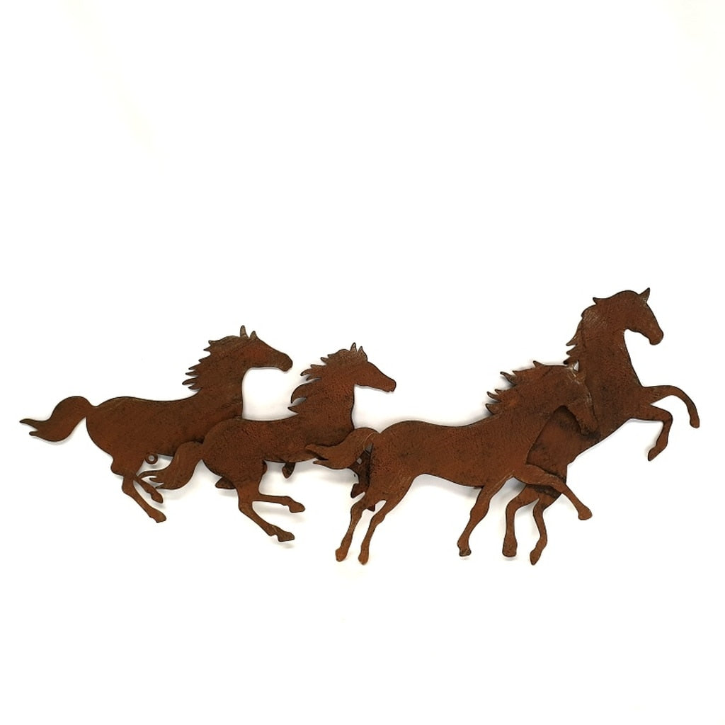 Running Horse Wall art
