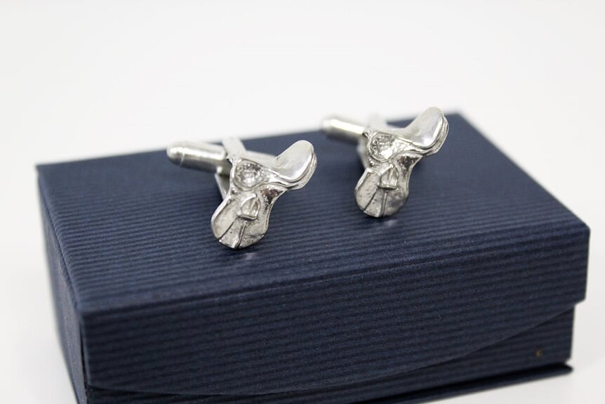 Saddle Cufflinks