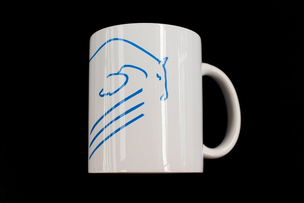Show Jumper  Mugs