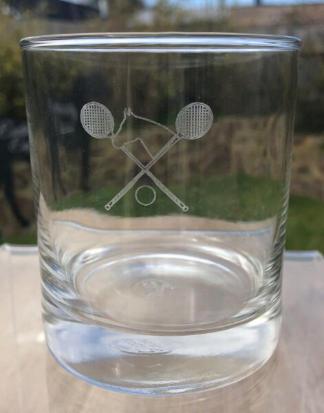Polo Cross Spirit Glasses