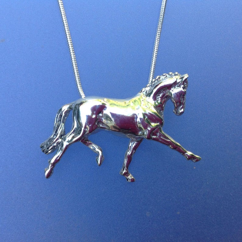 Extended Trot Necklace