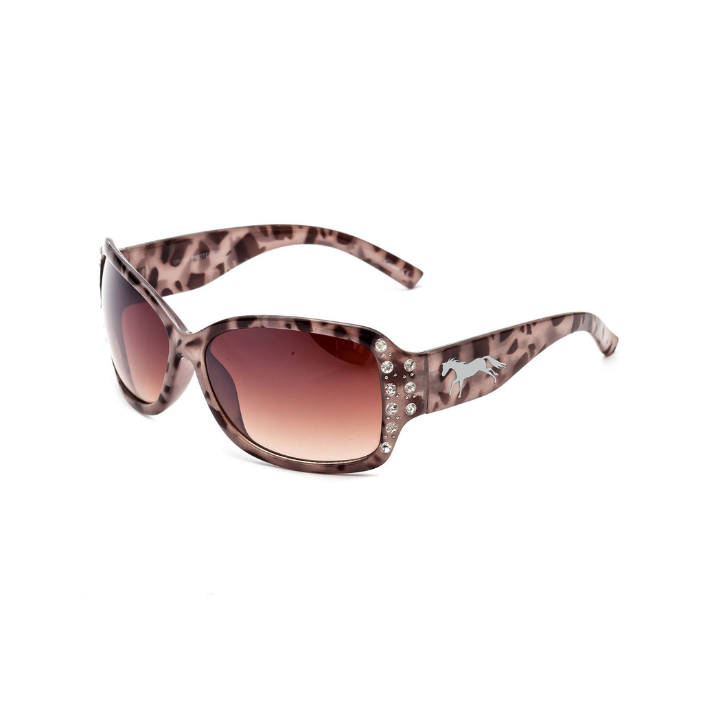 Galloping  Horse Sunglasses