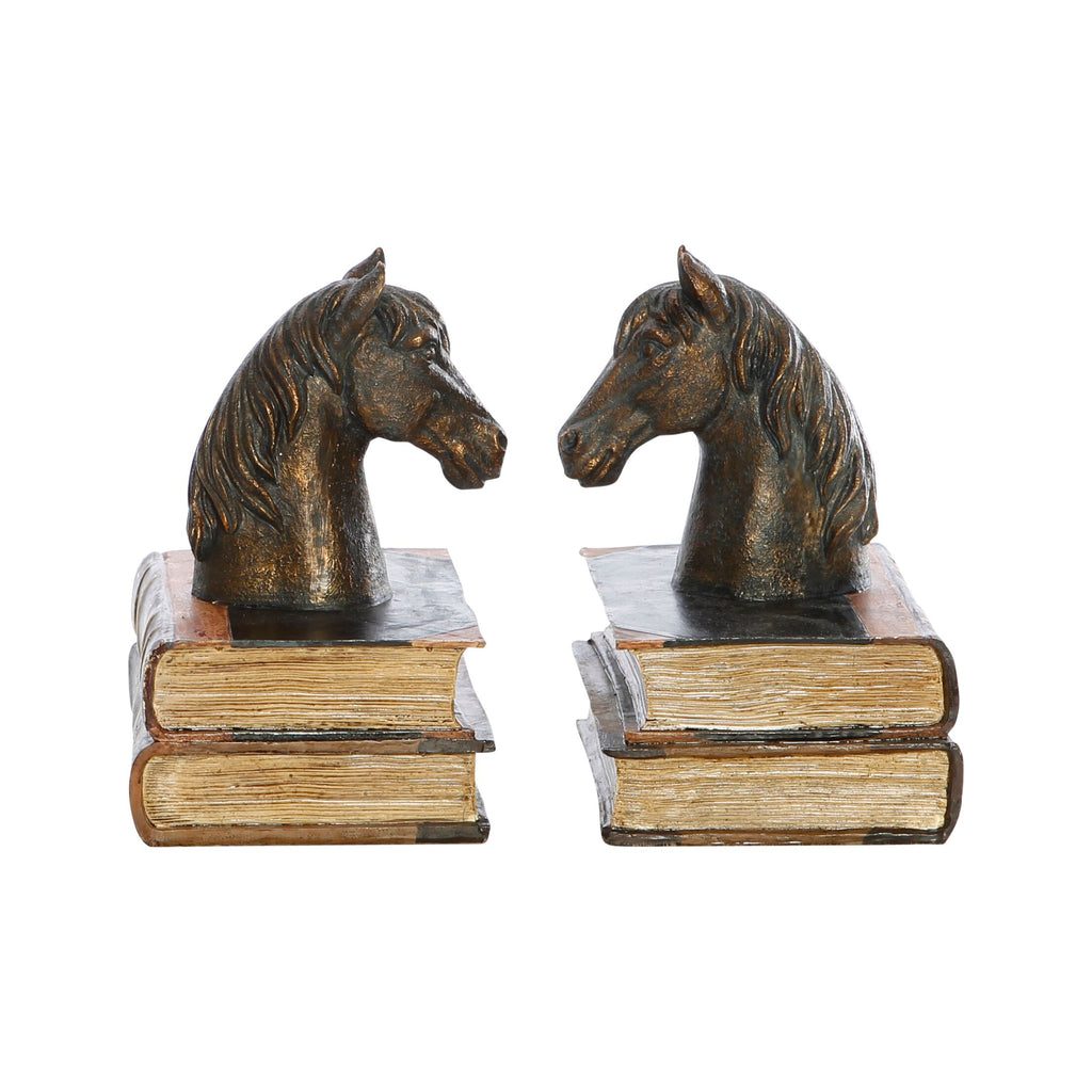 Flinders Horse Book Ends