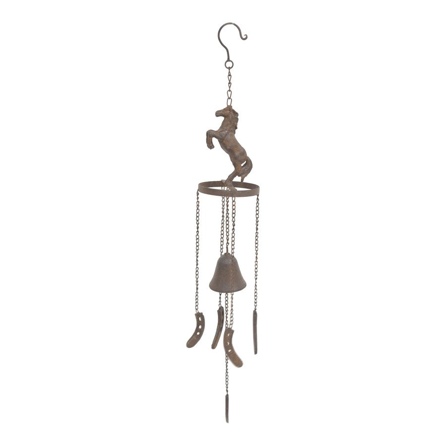Rearing Horse Wind Chimes