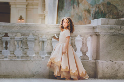 """Lynn"" Flower Girl Dress,  Special Occasion Dress"