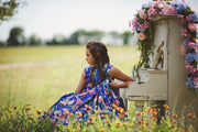 """Felipa"" Flower Girl Dress,  Special Occasion Dress"