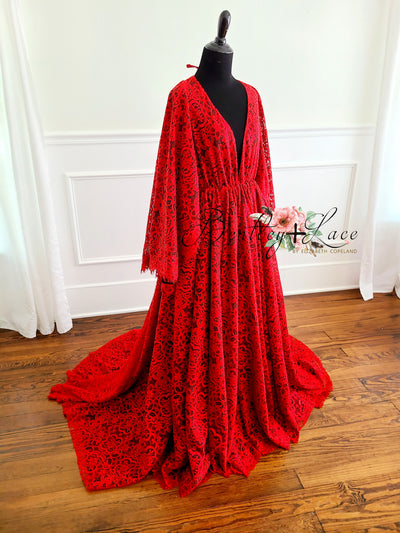 Siren -Beautiful boho inspired gown - (TEEN-ADULT)