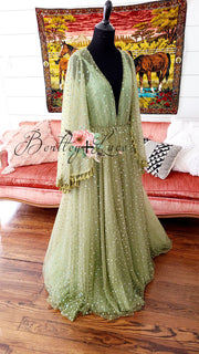 Meadow -Beautiful boho inspired gown - (TEEN-ADULT)