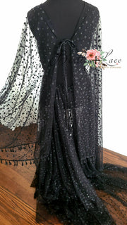 Sparrow-Beautiful boho inspired gown - (TEEN-ADULT)