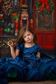 """Jules"" - High Low Length Dress ( 6 Year - Petite 11 Year)"