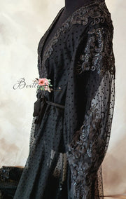 Persian  Bohemian Inspired Robe -