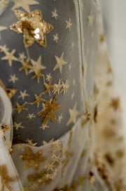 Star Gazer -Beautiful sequin star gown- (TEEN/petite adult)