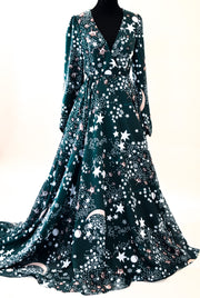 GALAXY gown (Teen-Adult 0-4)