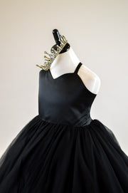 Laurel Tulle gown - Onyx Escape (7 Year - Petite 12 Year)