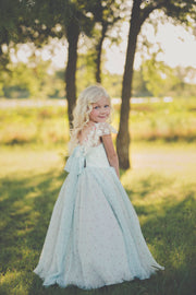 """Kimberly"" Flower Girl Dress,  Special Occasion Dress"