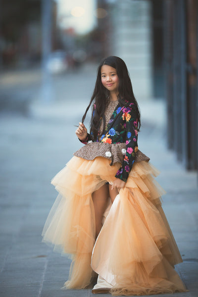 """Analise"" Flower Girl Dress,  Special Occasion Dress"