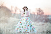 """Chandler"" Flower Girl Dress,  Special Occasion Dress"