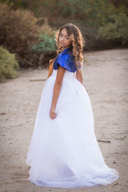"""Giselle"" Flower girl dress, Special Occasion Dress"