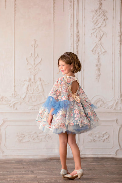 """Maisie"" -  Petal Length Dress  - ( 3 Year - Petite 5 Year)"