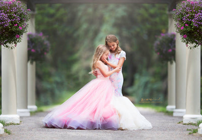 """GRAYSON"" Special Edition Gown-Flower Girl Dress,  Special Occasion Dress"