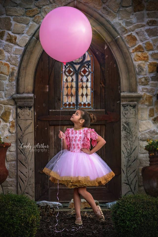 """Posy"" Flower Girl Dress,  Special Occasion Dress"