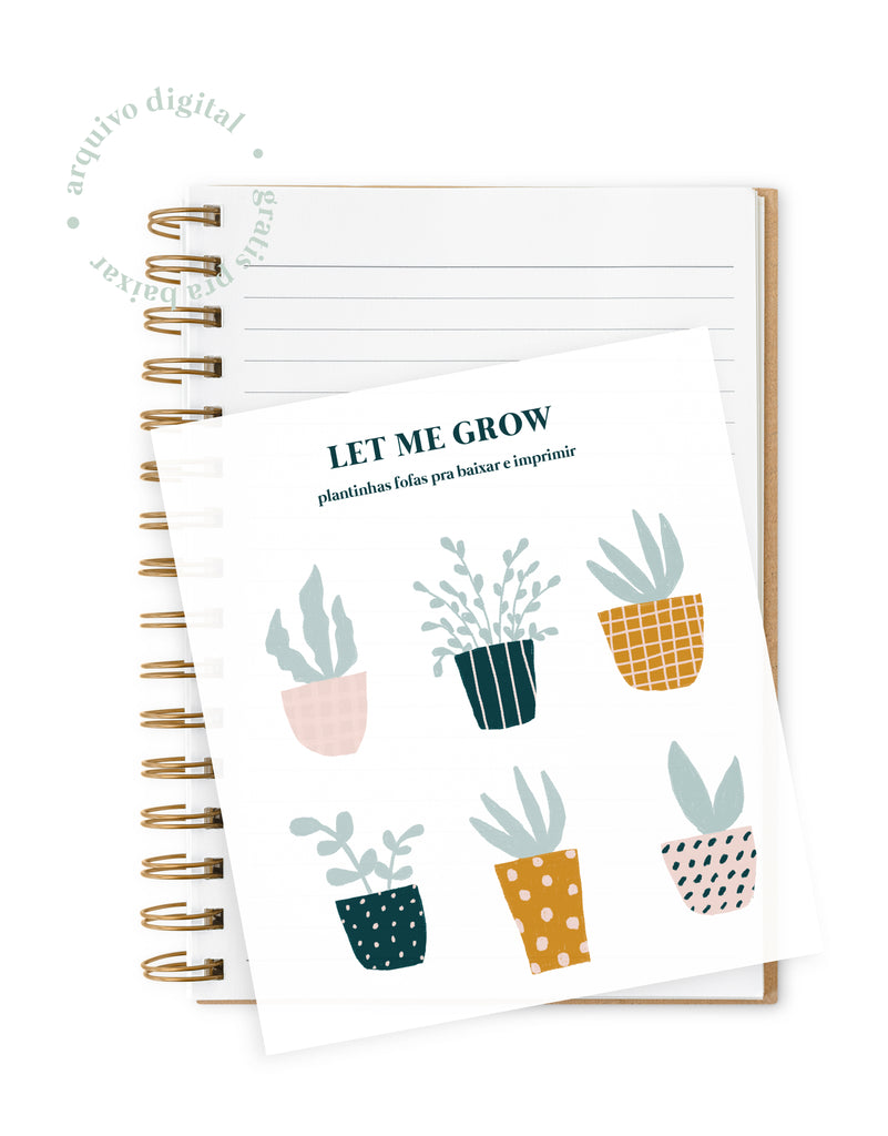 Download - Adesivos Let me Grow